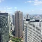 Über den Dächern von Tokyo